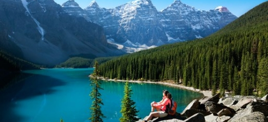 Canada: Calgary to Vancouver tour, was £2689