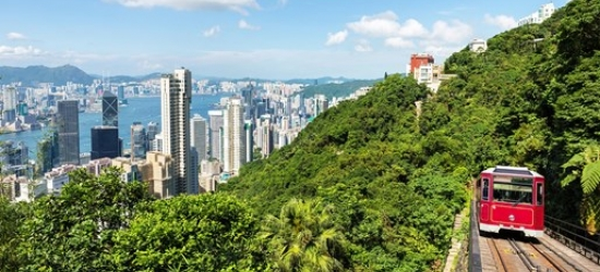 4-star Hong Kong city break ; kids stay free
