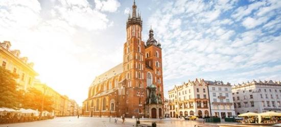Krakow: deluxe 3-night city break
