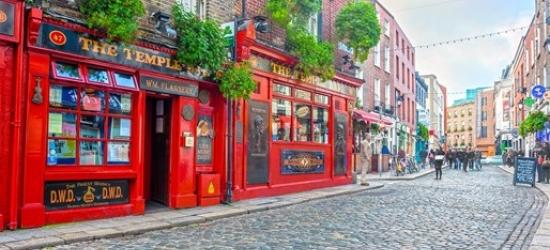 4-star Dublin short break
