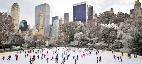 £116 & up -- NYC: Central Park Marriott into Summer