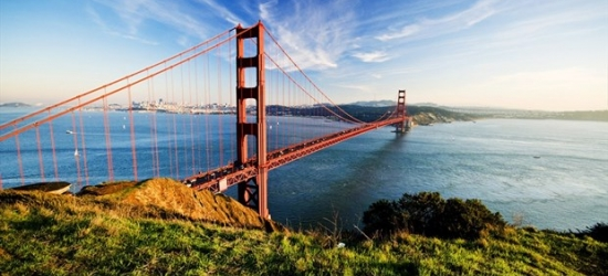 £126 -- San Francisco: Weekends incl. Welcome Drinks; Flights Available