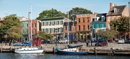 £80 -- Baltimore: Historic Fell's Point Waterfront Inn