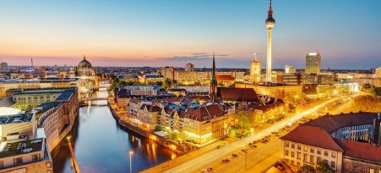 £76 & up -- Central Berlin hotel stay, save 45%