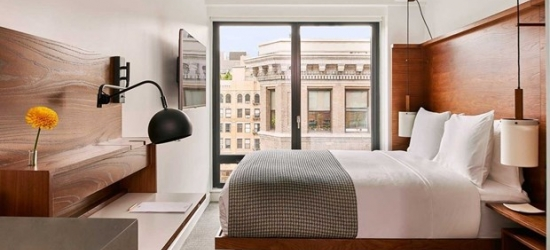 £113 & up -- NYC: 4-Star SoHo Hotel, 50% Off