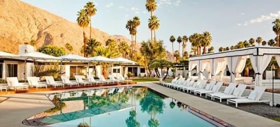 £325 -- Top-Rated Palm Springs Resort w/Breakfast