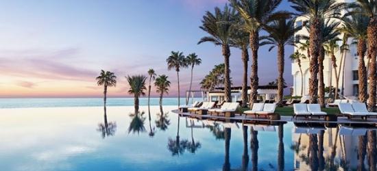 £223-- Hilton Los Cabos: Oceanview Suite w/£121in Extras
