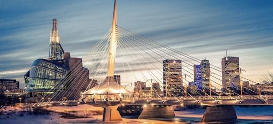 £76 -- Fairmont Winnipeg through March, 35% Off