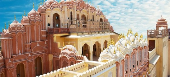 India / Golden Triangle & Ranthambore - Enchanting Tour of India with Jeep Safari at the Golden Triangle & Safari at Ranthambore Park