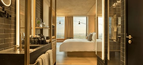 Amsterdam - Stylish 4* sustainability with city views