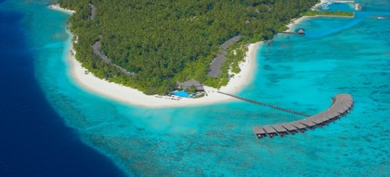 Maldives - Secluded Villa Retreat in the Indian Ocean at the Filitheyo Island Resort 4*