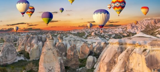 Turkey / Istanbul & Cappadocia - Immersive City and Ancient Civilisations at the The Byzantium Hotel & Suites Istanbul & The Cappadocia Hotel 4*