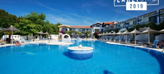 Greece / Halkidiki - Private Beach and Superb Spa at the Athena Pallas Village 5*