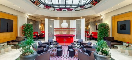 Sophisticated Style in the Heart of Paris at the Hotel Astra Opera 4*