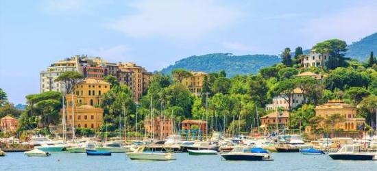 Italy / Cinque Terre Region - Historic Hotel on the Italian Riviera  at the Grand Hotel Bristol Resort & Spa 4*