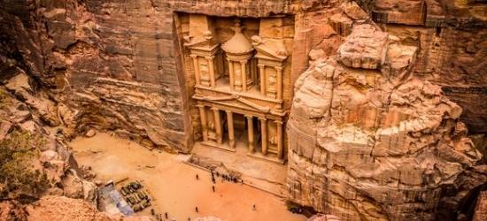 Jordan / Tour - Epic Adventure Through Ancient Lands at the Discover Jordan 5*