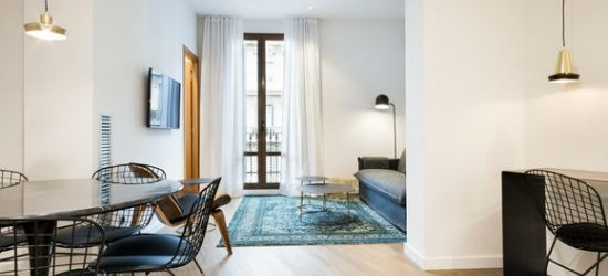 Barcelona - Family-Friendly Apartment Stay in Eixample at the Uma Suites Luxury Midtown