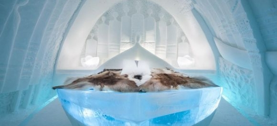 Scandinavia / Tour - Icy Adventure Across the North at the Arctic Circle Train from Sweden to Norway