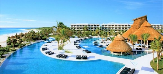 Mexico / Cancun - All Inclusive Idyll for Adults Only at the Secrets Maroma Beach Riviera Cancun 5*