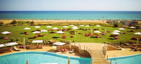 Portugal / Algarve - Luxury Stay on Vilamoura Beach at the Crowne Plaza Vilamoura 5*