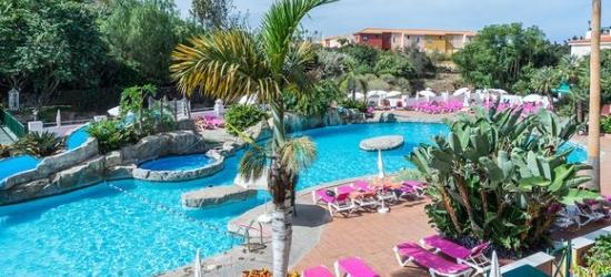 Canaries / Tenerife - Family-Friendly Break in the Sun at the Blue Sea Costa Jardin & Spa 4*