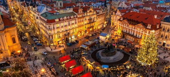 Czech Republic / Prague - Historic Hotel with New Year's Eve Dates Available at the Sheraton Prague Charles Square 5*