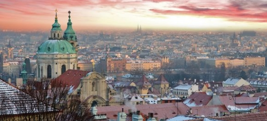 Stylish Design in a Fairy Tale City at the Occidental Praha Five 4*
