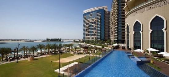 United Arab Emirates / Abu Dhabi - Striking Property With Iconic Views at the Bab Al Qasr 5*