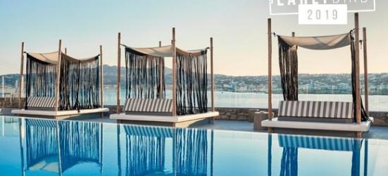 Greece / Mykonos - Boutique Luxury Escape with Sensational Aegean Views at the Mykonos No5 Suites & Villas