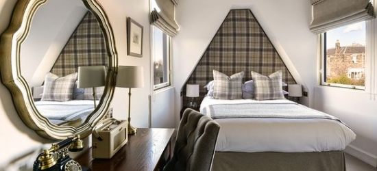 Scotland / Edinburgh - A New Scale of Luxury, Refinery and Romance at the Dunstane House 5*