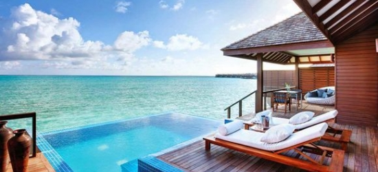 Maldives - Pure Paradise, Destination Dining, Private Pools and Beaches at the Hideaway Beach Resort & Spa Grand Luxury Hotel 5*