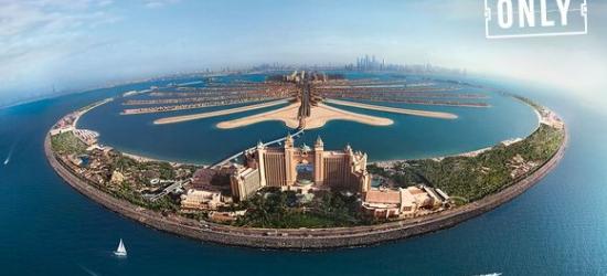 United Arab Emirates / Dubai - 48 Hours Only! Luxury Iconic Hotel with Waterpark & Aquarium at the Atlantis The Palm Dubai 5*