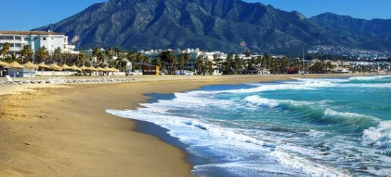Marbella - Spa Hotel on Marbella's Golden Mile at the Senator Marbella Spa Hotel 4*