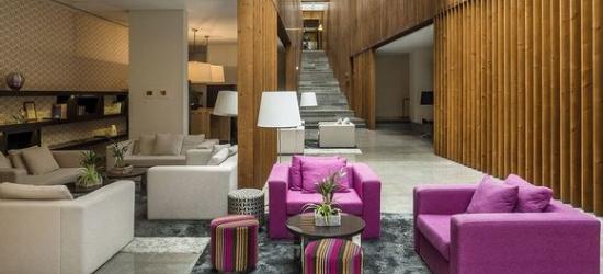 Portugal / Lisbon - Stylish City Centre Boutique at the Inspira Santa Marta Hotel 4*