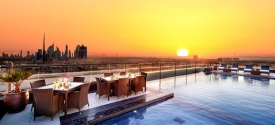 United Arab Emirates / Dubai - Stylish Design in the Heart of the City at the Park Regis Kris Kin Hotel 5*