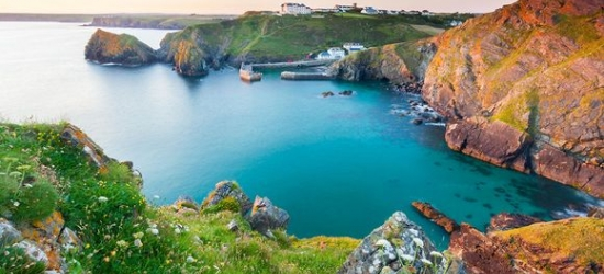 Cornwall - Adults Only Sea View Escape On the Cornish Coast at the Fistral Beach Hotel & Spa 4*