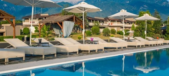 Greece / Central Macedonia - Beachfront Resort with Mount Olympus Views at the Dion Palace Resort & Spa 5*