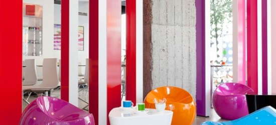 Belgium / Brussels - Design Hotel Filled with Vibrant Colours at the Pantone Hotel 3*