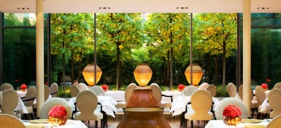 Germany / Berlin - Luxury Design Hotel with Michelin Starred Restaurant at the The Mandala Hotel 5*