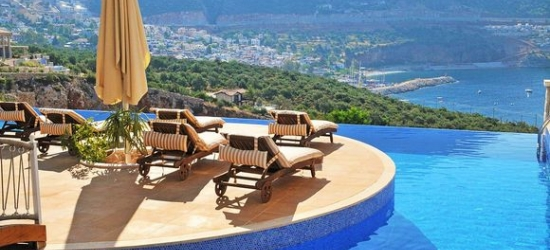 Adults-Only Boutique Resort at the Likya Residence Hotel & Spa