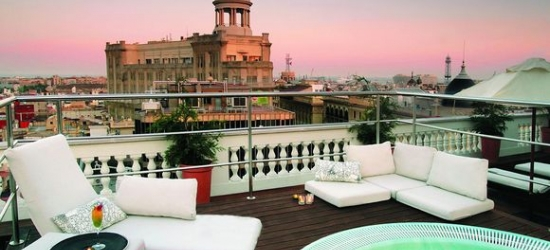 Barcelona - Impeccable Four-Star Hotel with Neoclassical Style  at the H10 Montcada Boutique Hotel 4*