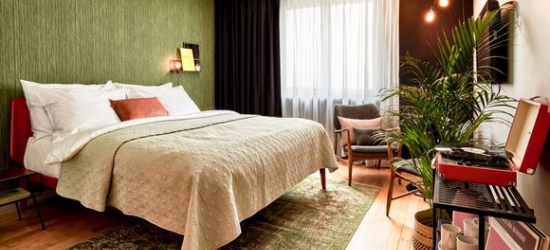 Vienna - Brand New Trendy Hotel 15 Minutes from the Old Town at the Max Brown 7th District