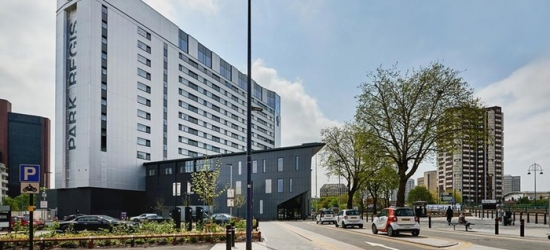 Birmingham:1 Night for Two with Breakfast and Optional 3-Course Dinner at 4* Park Regis