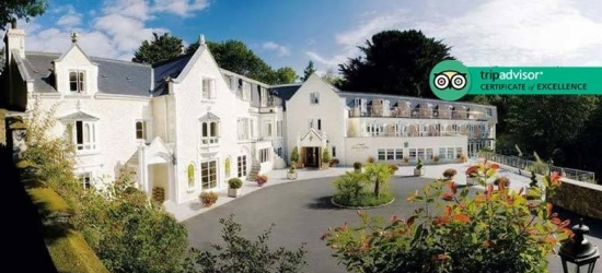 2-3nt 4* Guernsey Escape, Luxury Room, Dining & Breakfast for 2