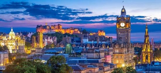 Mercure Edinburgh Princes Street Stay, Wine, Dining & Breakfast for 2