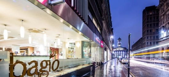 Mercure Glasgow Stay, Wine, Breakfast & Late Checkout - Dining Option!
