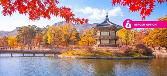 7nt Seoul & Beijing Getaway, Great Wall of China Tour