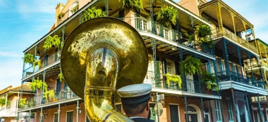 New Orleans Stay + 7nt Caribbean Carnival Cruise on Carnival Glory