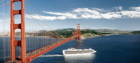 11nt California and Las Vegas, Cruise & Stay aboard Ruby Princess