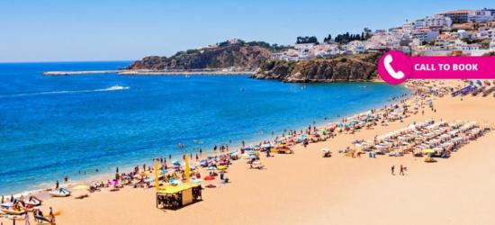 3-7nt All-Inclusive Algarve Escape  - Winter/Summer Dates!